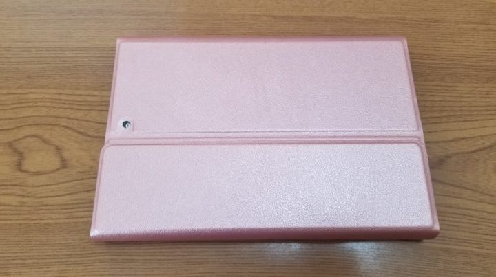 色は他にもありますが、女子力アップのためにピンクを選択(笑