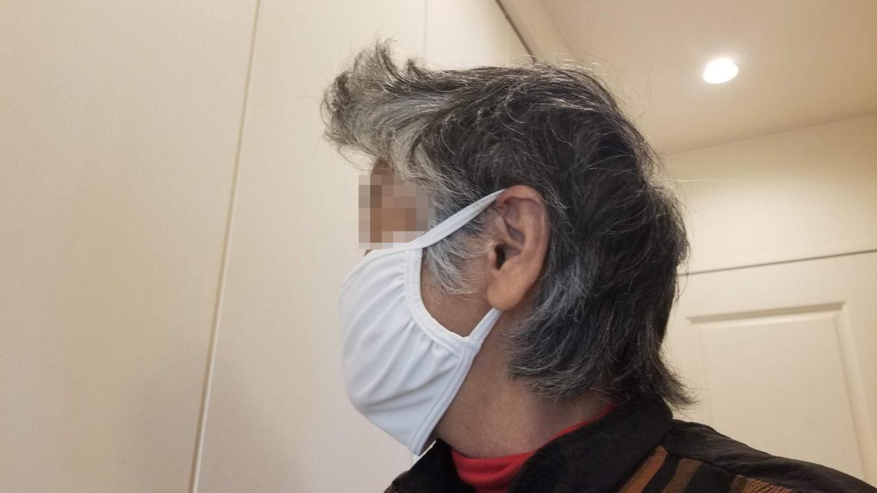 おばあちゃんのマスク2