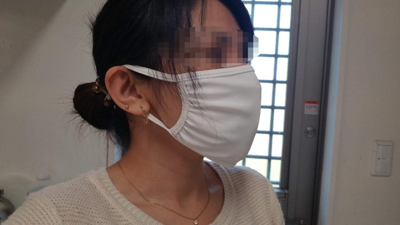 水着マスクは良い!