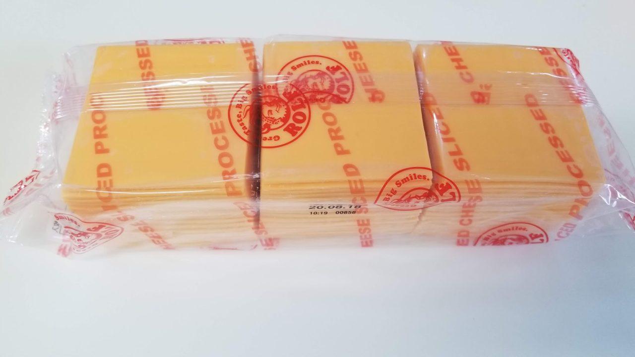 108枚入ったチーズ 1,398円